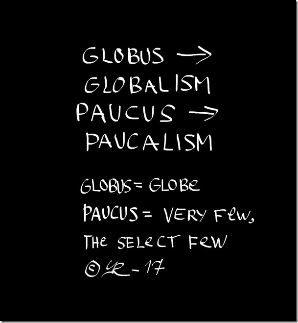 Paucus © Yelling Rosa 2017