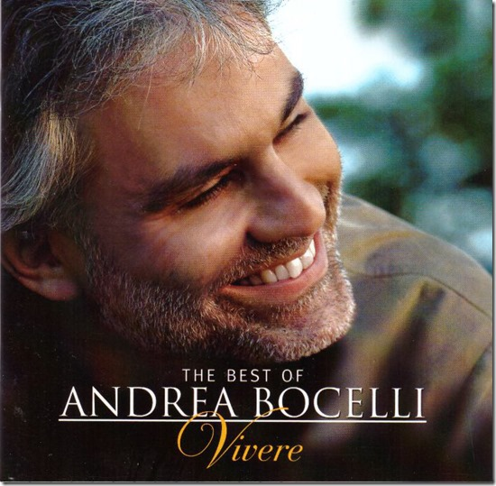 The Best of Andrea Bocelli Vivere